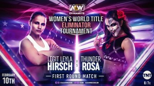 2021-02-10 Leyla Hirsch c. Thunder Rosa