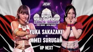 2021-02-15 Yuka Sakazaki c. Mei Suruga