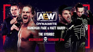 2021-02-17 Adam Page et Matt Hardy c. TH2