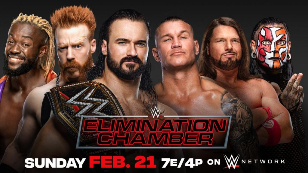 Raw Elimination Chamber
