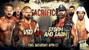 2021-03-13 VBD c. James Storm et Chris Sabin