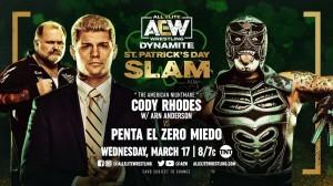 2021-03-17 Cody Rhodes c. Penta El Zero M