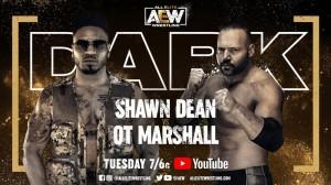 2021-03-23 Shawn Dean c. QT Marshall de Nightmare Family