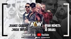 2021-03-29 Orange Cassidy et Chuck Taylor c. Ryan Nemeth et JD Drake
