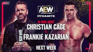 2021-03-31 Christian Cage c. Frankie Kazarian