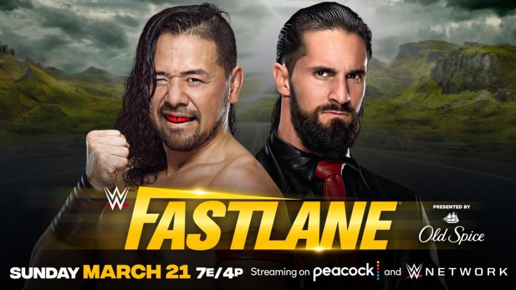 Nakamura vs Rollins