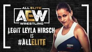 Leyla Hirsch Is All Elite