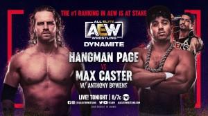 2021-04-07 Adam Page c. Max Caster