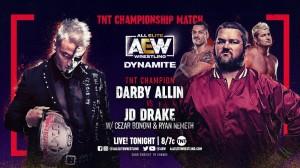 2021-04-07 Darby Allin c. JD Drake avec Cezar Bononi et Ryan Nemeth