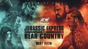 2021-04-07 Jurassic Express c. Bear Country