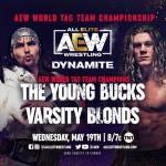 2021-05-19 Young Bucks c. Varsity Blonds